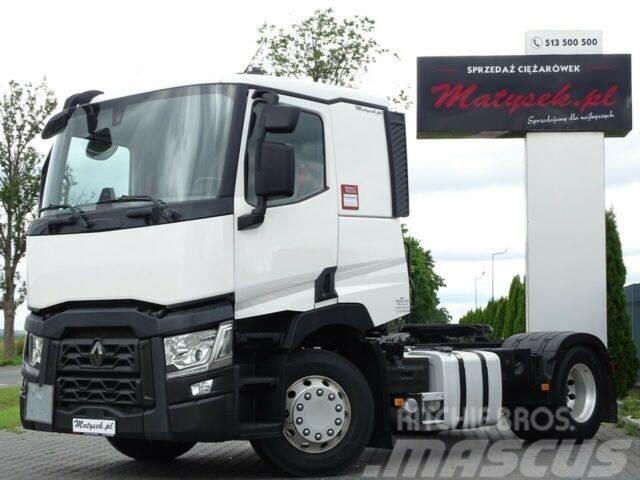 Renault T 460 / LOW CAB / 6 900 KG !!/ RETARDER/ACC/ALU