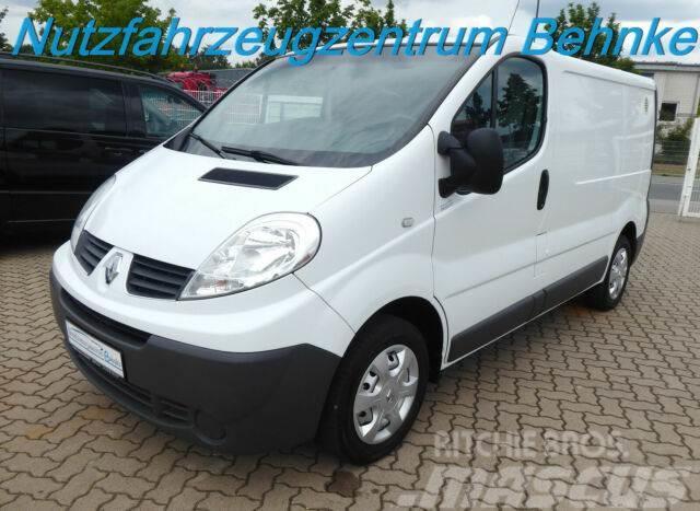 Renault Trafic Kasten L1H1 Klima/ AHK 2,0t/ 1.Hand/ EU5