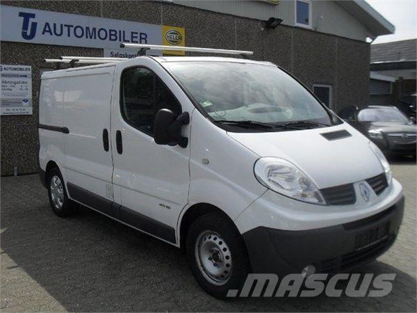 used renault trafic t29 2 0 dci 115 l1h1 panel vans year 2012 price 6 779 for sale mascus usa. Black Bedroom Furniture Sets. Home Design Ideas