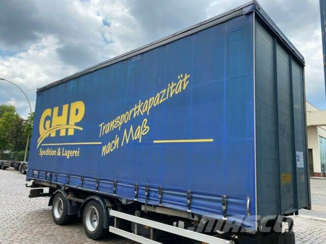 Renders 2 Achsen / Brücke / BPW / SP+Tüv