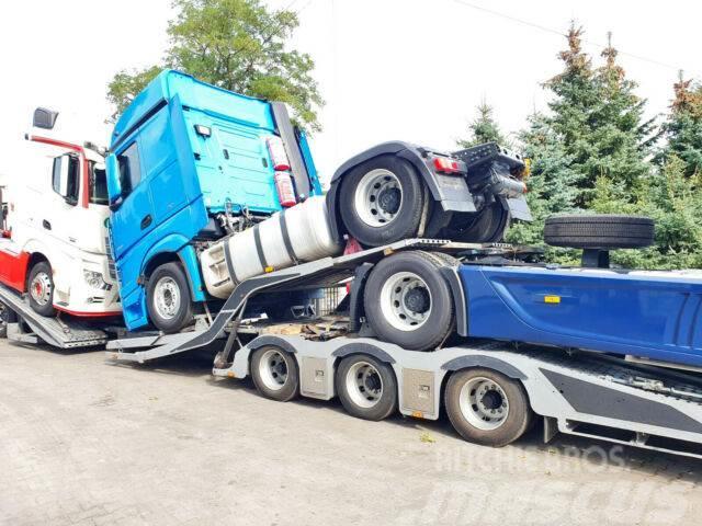 Rohr ROLFO CENTRAURUS*17m*Trucktransport*Topzustand!
