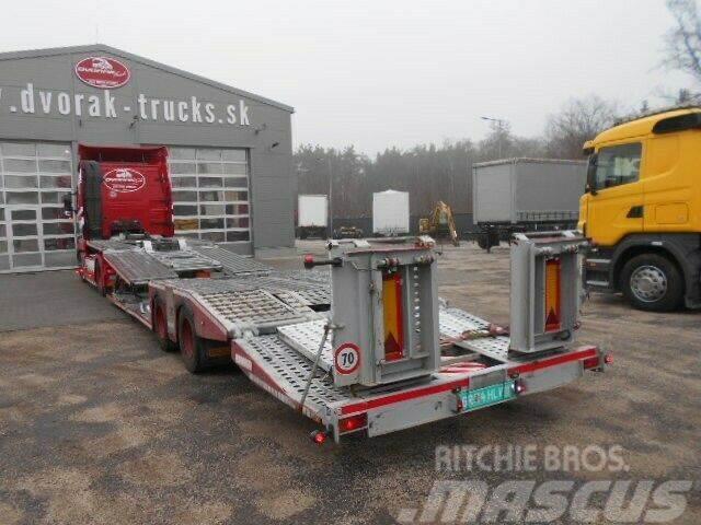 Rolfo Truck, LKW, Baumachschienen Transporter