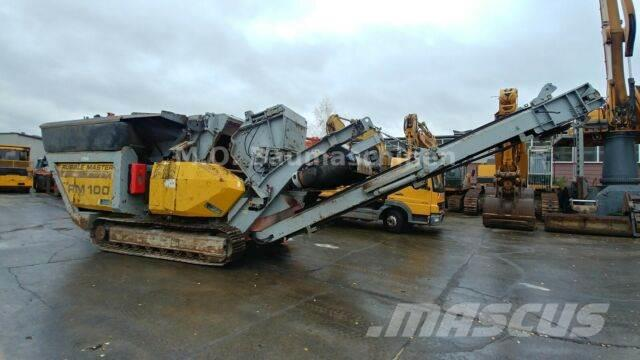 Rubble Master RM100 / Brecher / Crusher