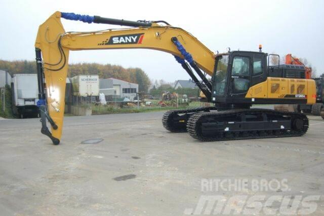 Sany SY365C - 5 Jahre Garantie - kompl. Hydrauli
