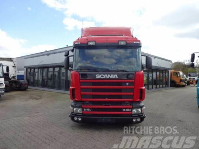 Scania 114 Lowliner