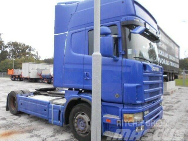 Scania 164G 480 TOPLINE, Motor KO