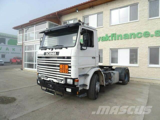 Scania 250 ADR,manual, HYDRAULIC,vin 093