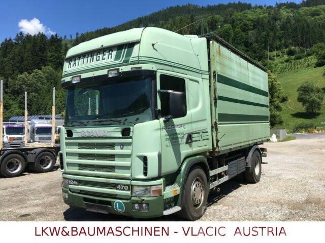 Scania 470 Motorschaden (Nockenwelle)