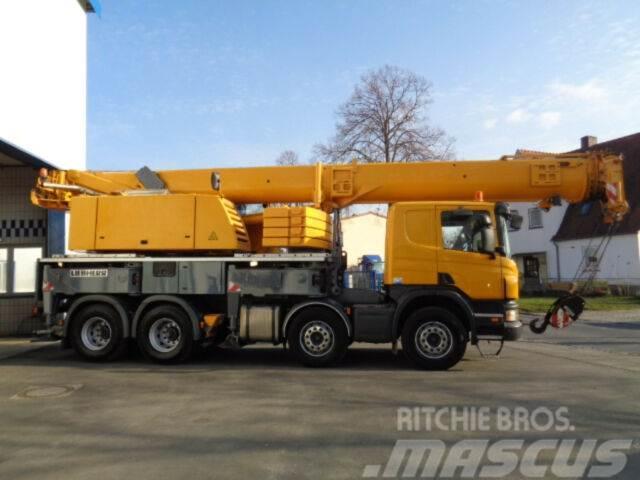 Scania Autokran 8x4 Liebherr LTF 1045 45 Tons 35 Meter