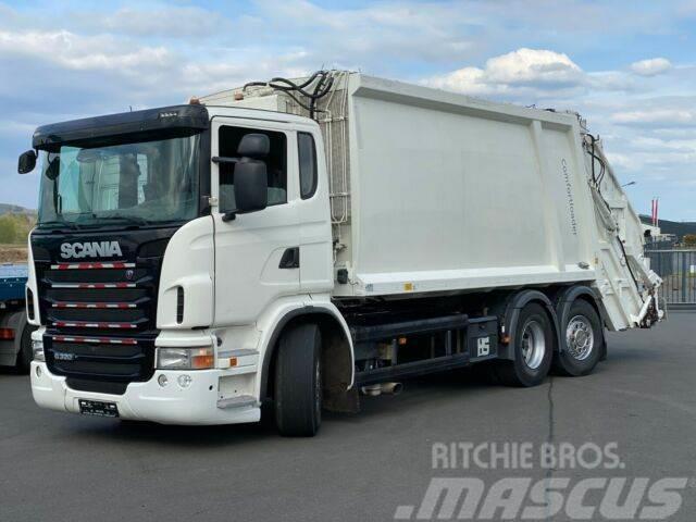 Scania G 320 6x2 HN Schörling Comfortloader Kombischütt