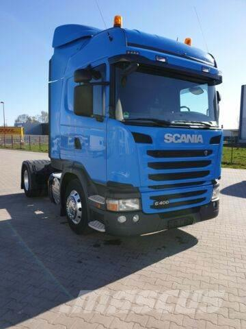 Scania G 400 Retarder, Top-Zustand