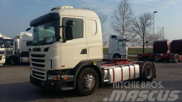 Scania G 420 INTARDER