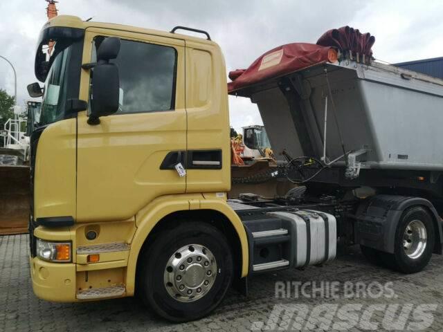 Scania G 450 / AC / Euro 6 / 4x2 /
