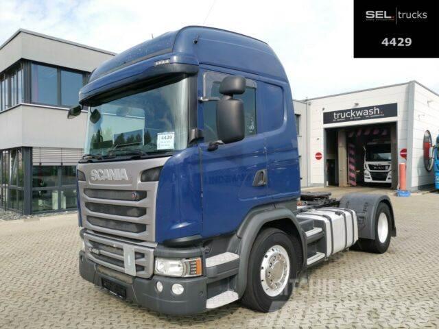 Scania G 450 / Retarder / Kipphydraulik