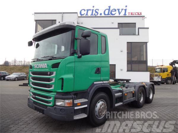 Scania G 480 CA 6x4 Kipphydraulik, Euro 5, Retarder