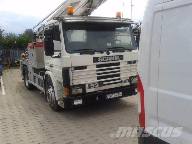 Scania G 93 M