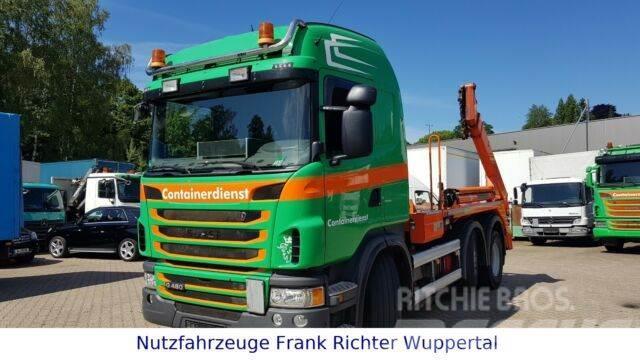 Scania G480,Meiler Aufbau,6x2.TÜV Neu, TOP Zustand !