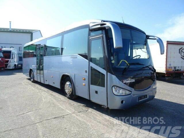 Scania IRIZAR bus, 50 seats,manual,retarder,E3, VIN 476