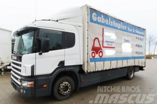 Scania Maschinentransporter, Gabelstaplertransporter