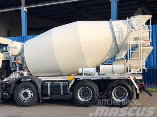 Scania NEU Trommel Aufbau / 7-12 m³