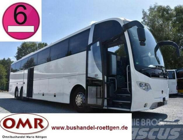 Scania OmniExpress / Euro 6 / Touring / 417 / 580 / 416