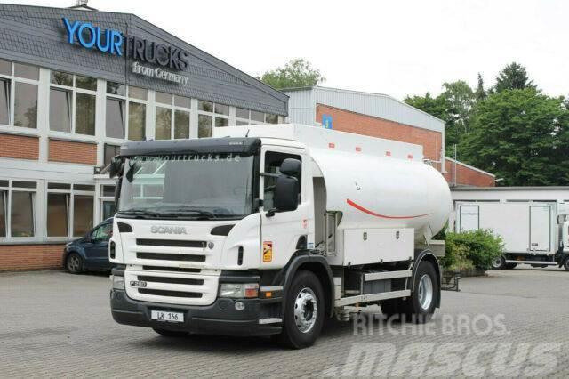 Scania P 280 E5 / ADR / Klima / 4 Kammern / 13.000l