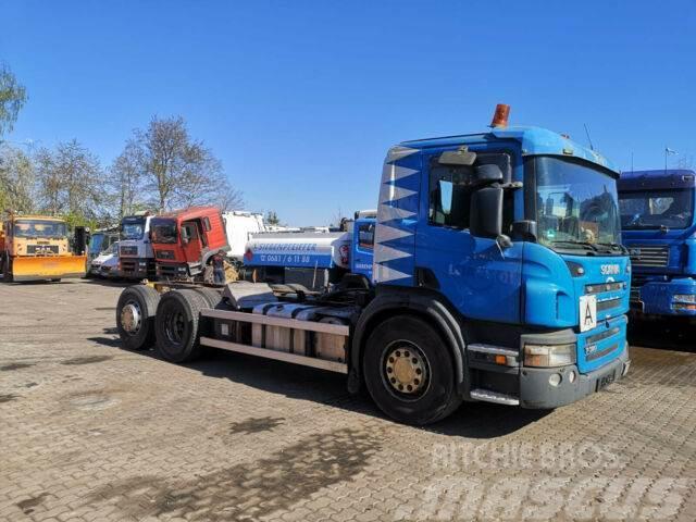 Scania P 320 LB / 6X2 /