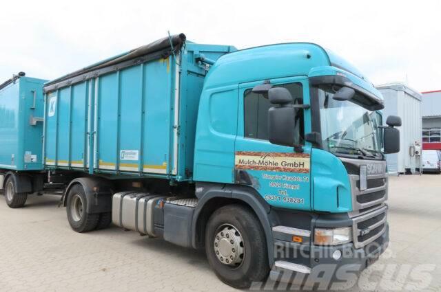 Scania P 360 - Zweiseitenkipper sauber