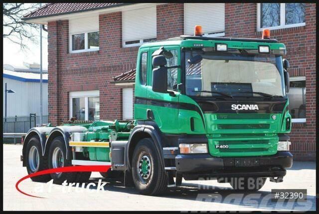 Scania P 400 BL 6X4 Translift Kettensystem
