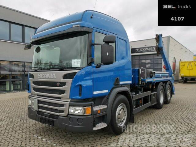Scania P 410 DB6X2*4MNA / Lenkachse / Retarder /Meiller