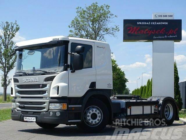 Scania P 410 / EUROLOHR / RETARDER/ NAVI/ACC/EURO 6