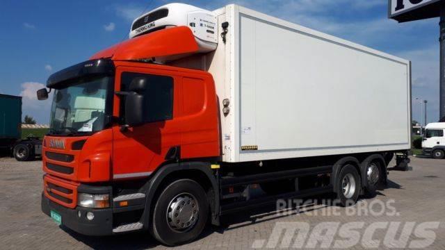 Scania P 420/ Frigo / Retarder