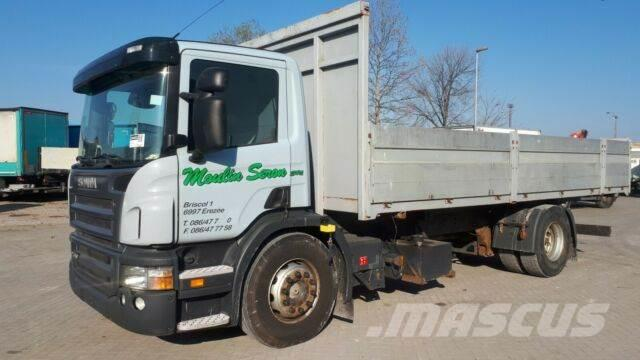 Scania P340 116.991km!!! / EU brief