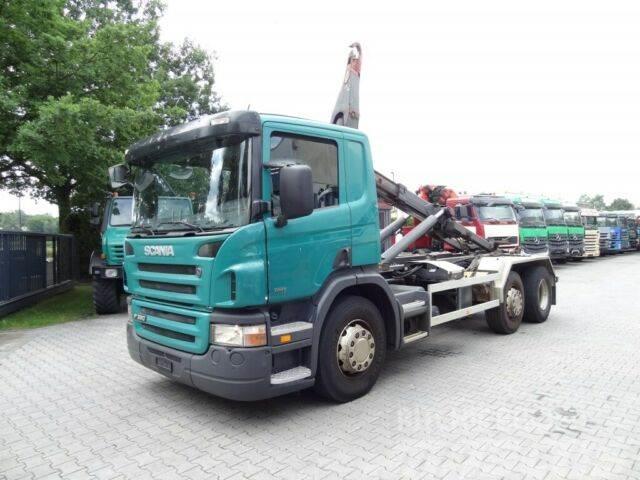 Scania P380 6X2 HAKEN