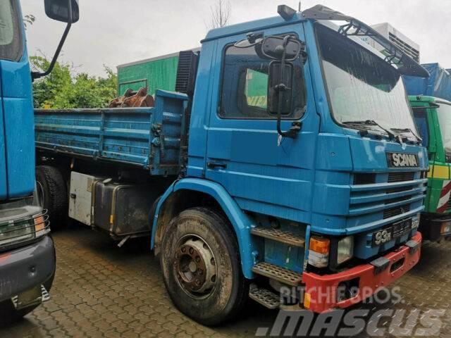 Scania P93HL.250 / Blatt / Blatt / 4x2 / AC /