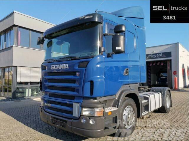 Scania R 420 / Automatik 3 Pedale / German