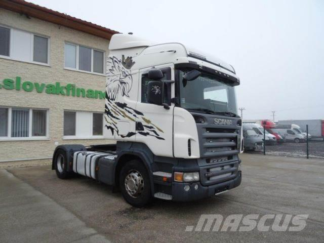 Scania R 420,opticruise,retarder,EURO 5,vin 297
