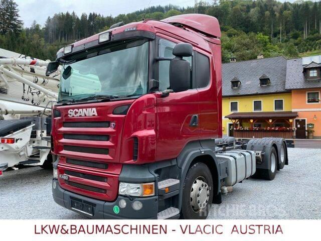Scania R 420 Radstand 4,5m