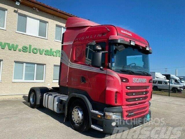 Scania R 440 4X2 automatic, EURO 5 vin 015