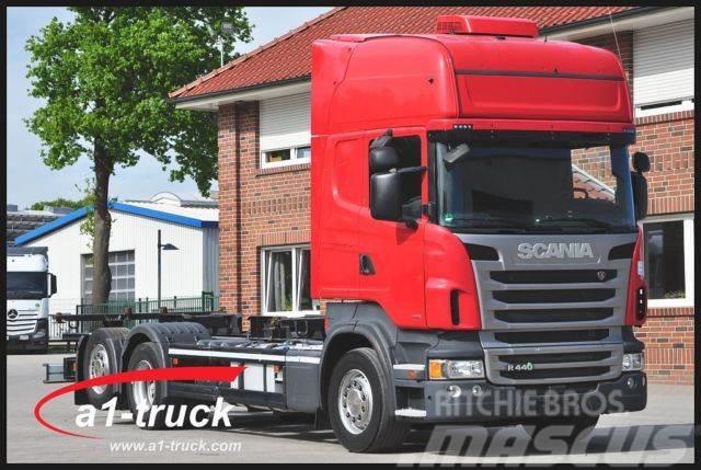 Scania R 440 LB 6x2 MNB, EURO 6, Navi, Retarder