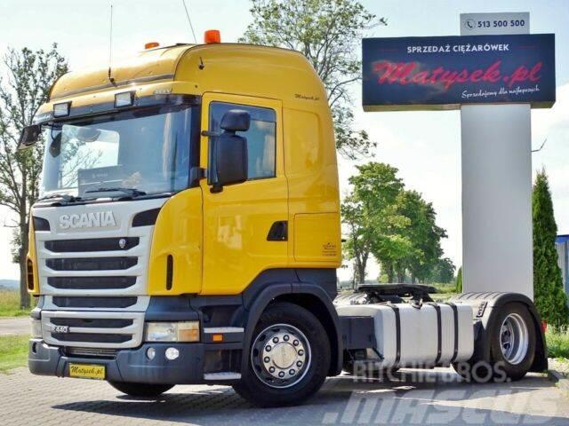 Scania R 440 / RETARDER/ EURO 5 / 07.2012 / MANUAL