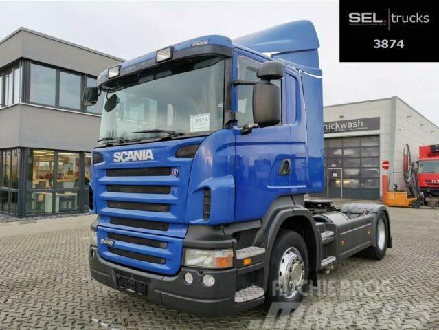 Scania R 440LA4x2MNA / Diesel / LPG / orig. KM!
