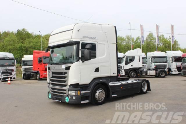 Scania R 450, EURO6, RETARDER, HL, LOWDECK