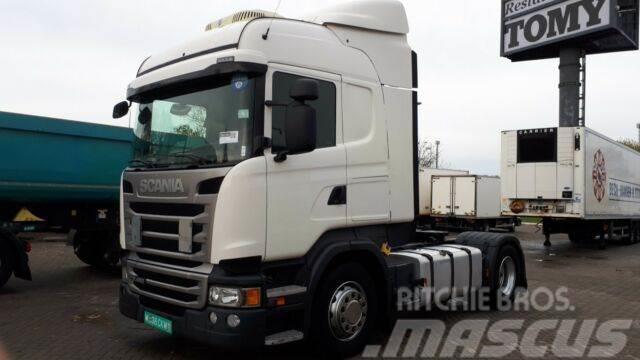 Scania R 450 HIGHLINE EU brief