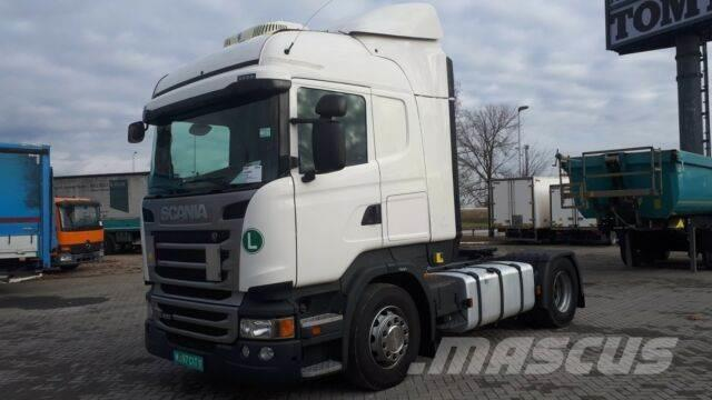 Scania R 450 HIGHLINE EU brief
