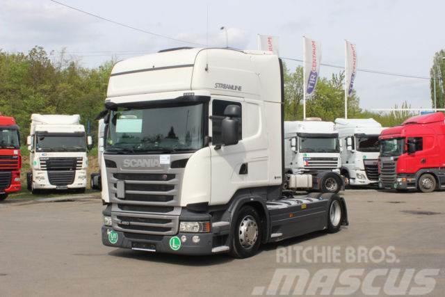 Scania R 450, TL, EURO 6, RETARDER,LOWDECK