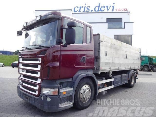 Scania R 480 4x2 LB Palfinger 9.001
