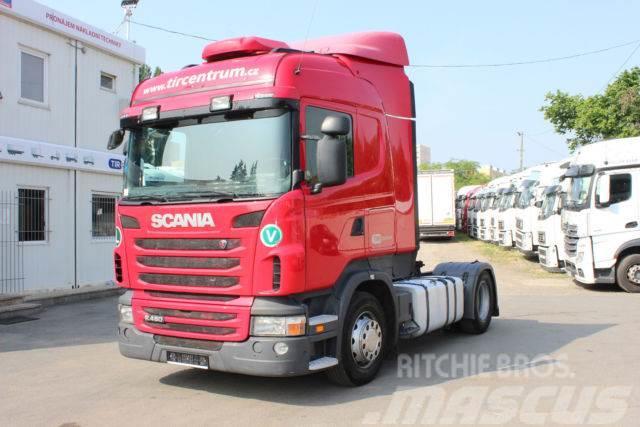 Scania R 480 LA 4X2 MLA RETARDER