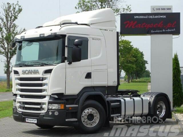 Scania R 520 /V8/RETARDER /KIPPER HYDRAULIC/NAVI/I-COOL