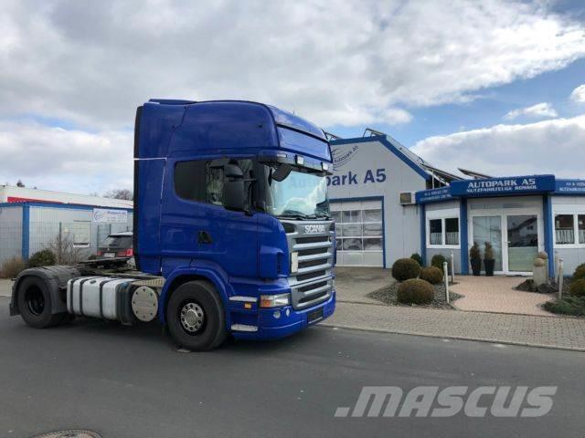 Scania R G420 Topline Opticruise Retarder